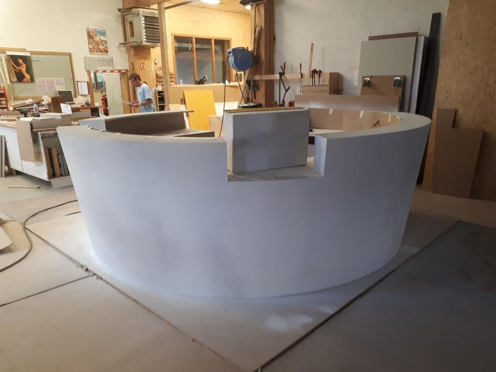mobilier pro agencement magasin 001 braun bois alu. Black Bedroom Furniture Sets. Home Design Ideas